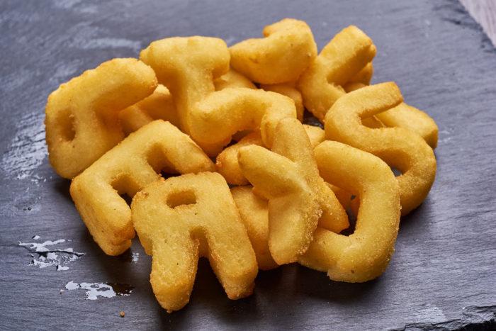 Алфавит-картофельный
