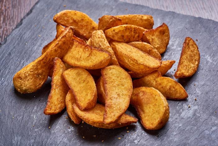 Картофель-по-деревенски