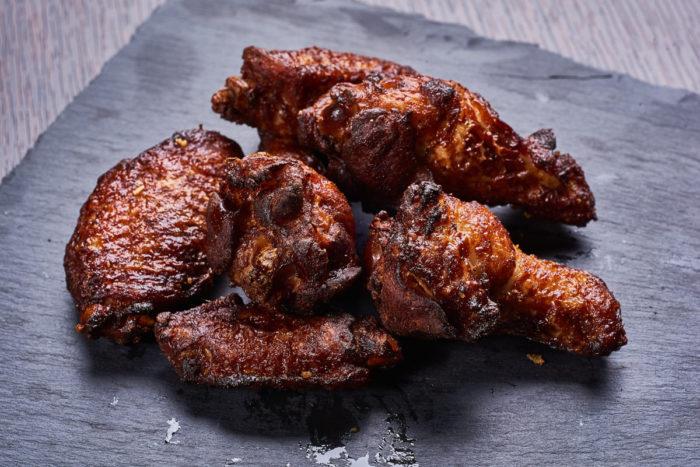 Куриные-крылышки-барбекю