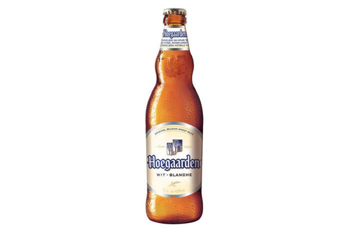 Пиво-Hoegaarden-нефильтрова
