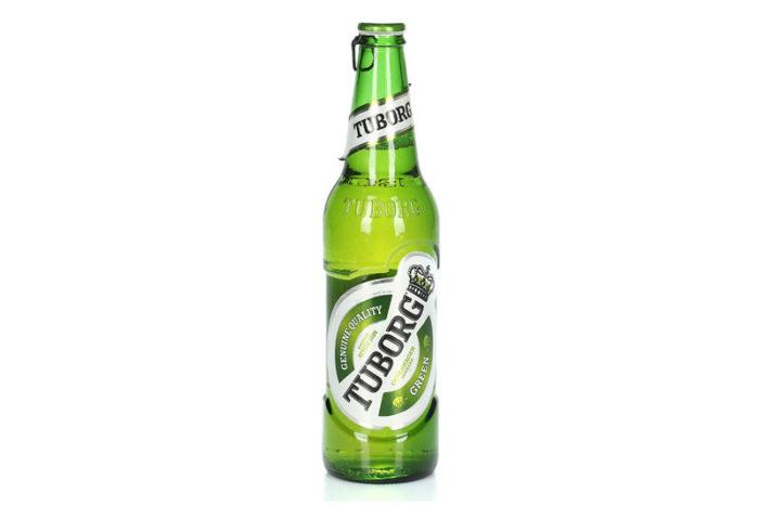 Пиво-Tuborg