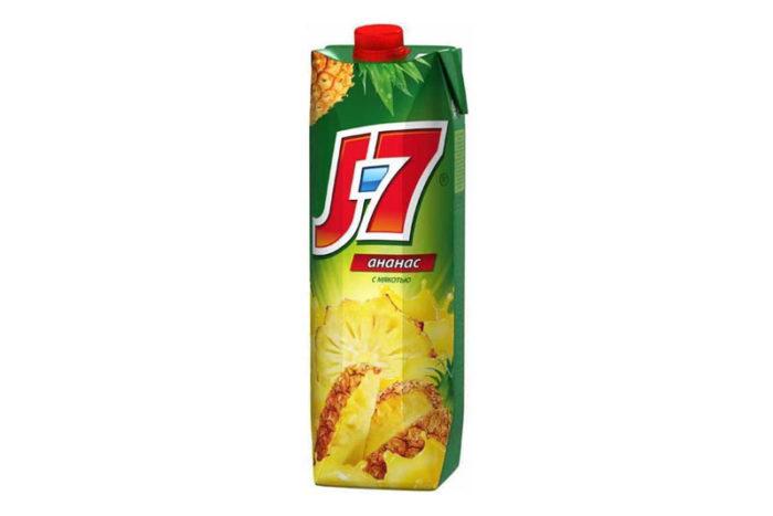 Сок-J7-Ананас