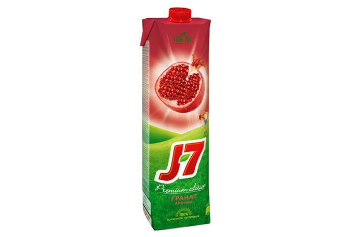 Сок-J7-гранат