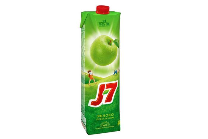 Сок-J7-яблоко