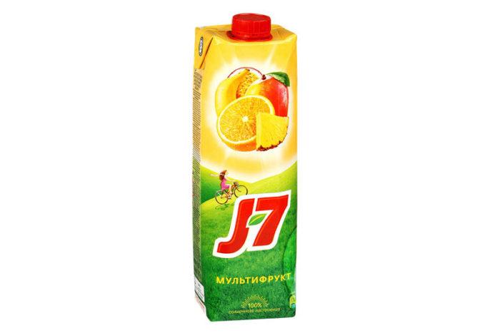 Сок-J7-мульти