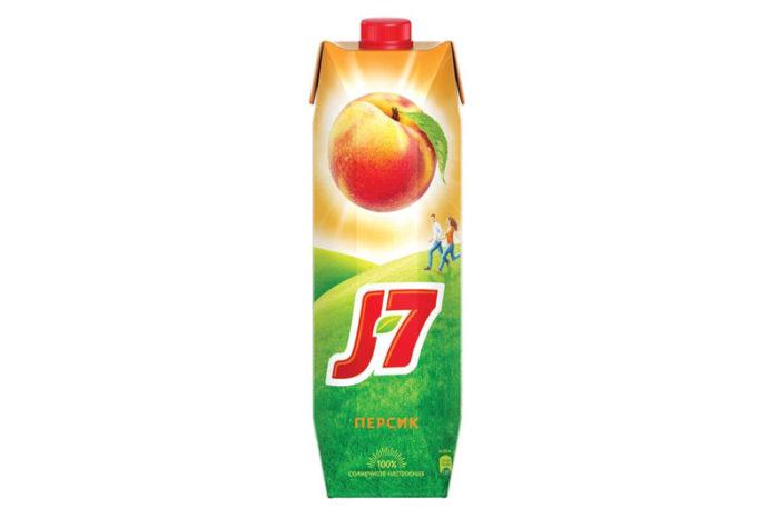 Сок-J7-персик