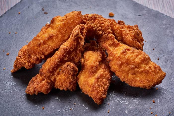 Стрипсы-куриные