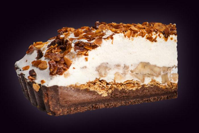 Торт-Бананово-шоколадный