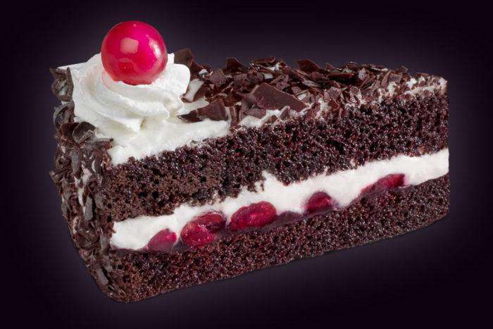 Торт-«Чёрныи-лес»