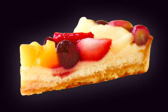 Торт-Ягодно-Фруктовый
