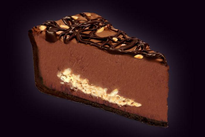 Торт-Шоколадный-мусс