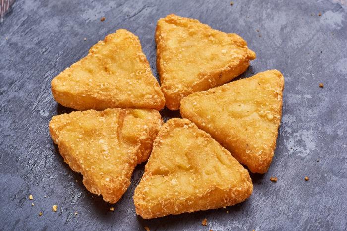 Треугольники-картофельные